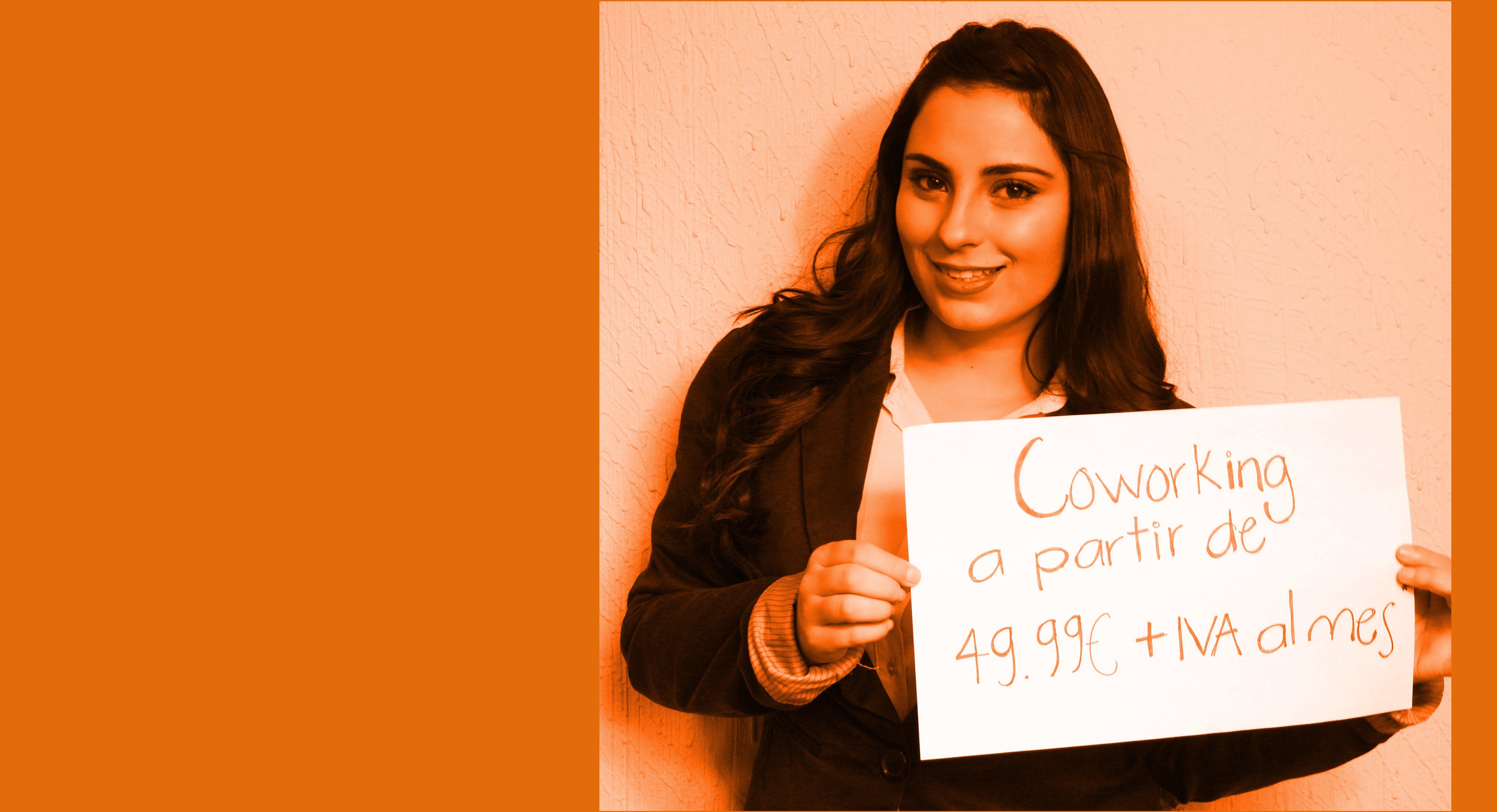 COWORKING EN CASTELLÓN DE LA PLANA DESDE 49,99 € / MES